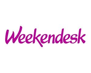 Weekendesk black friday 2017