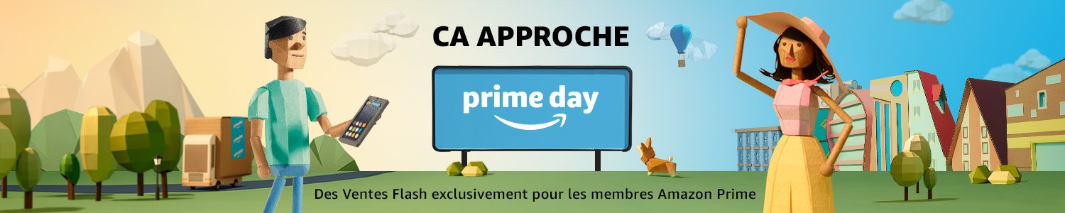 amazon prime day 2018 date promotions et bons plans. Black Bedroom Furniture Sets. Home Design Ideas