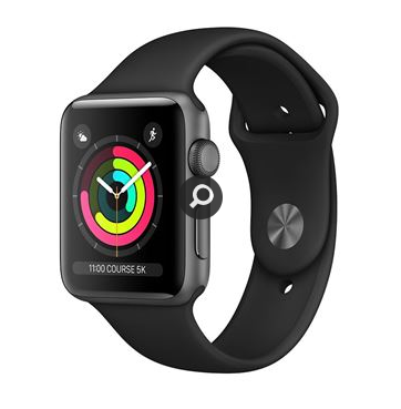 Apple Watch Series 3 black friday 2019