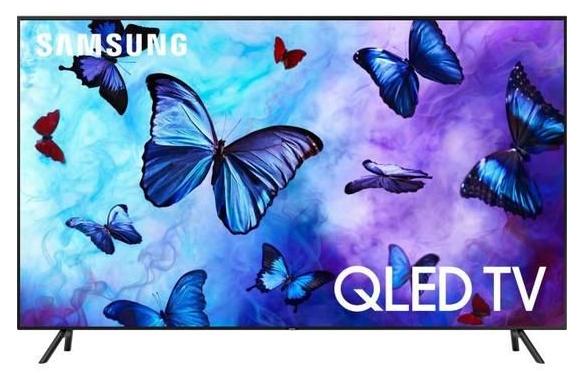 SAMSUNG TV QLED 4K UHD