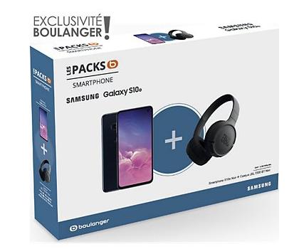 Smartphone Samsung Pack black friday
