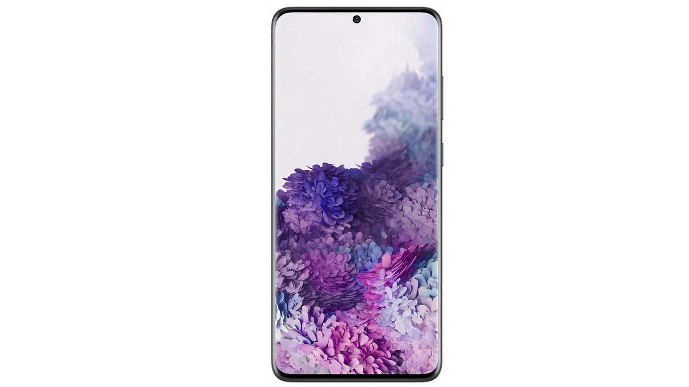 Smartphone Samsung Galaxy S20+ Noir 128Go