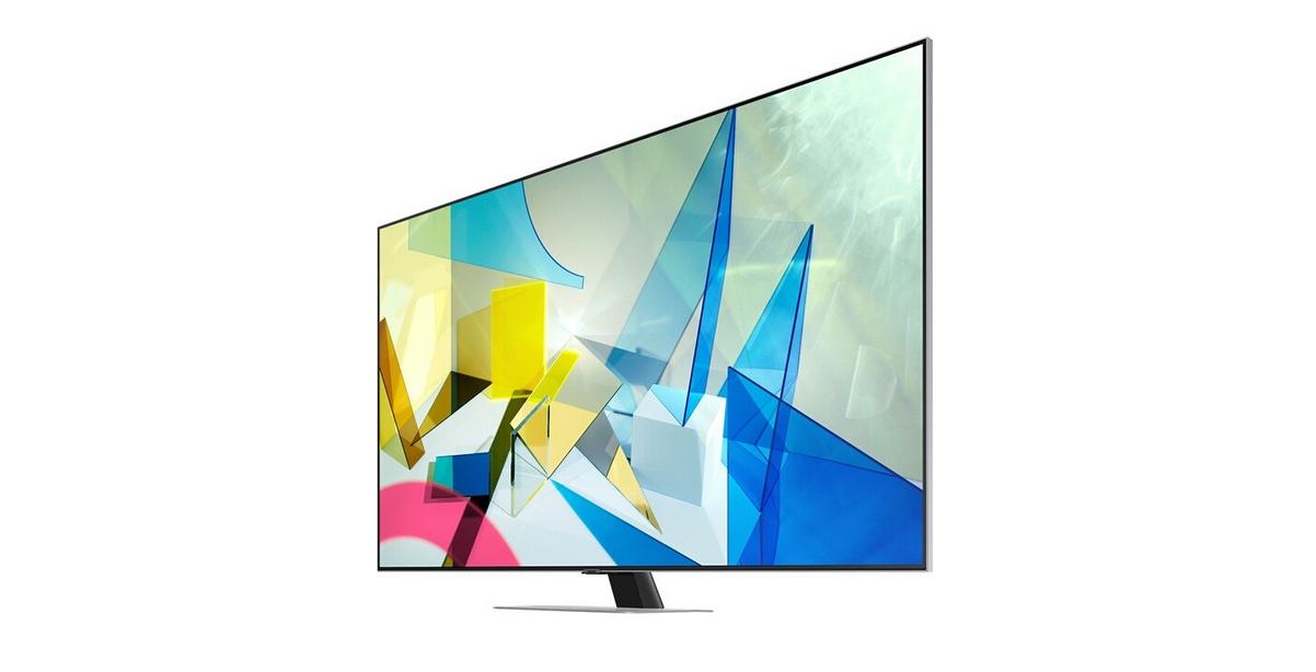TV QLED Samsung QE55Q83T 2020